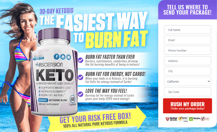 Ascension Keto Pills