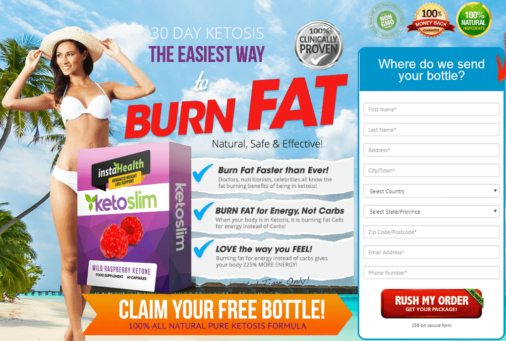 Insta Health Keto Slim Reviews