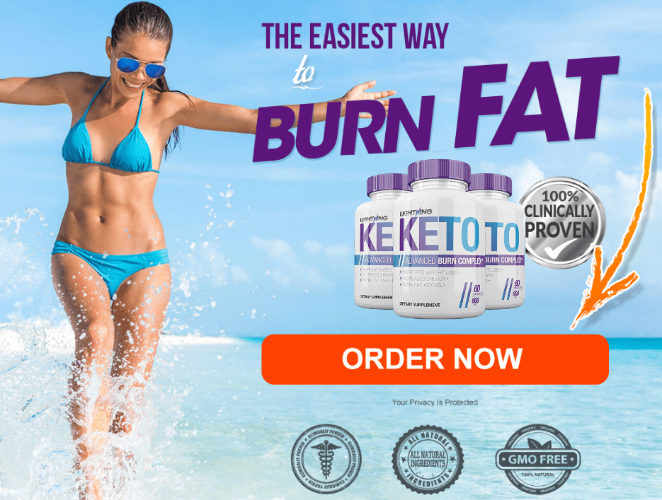 Lightning Keto Ingredients